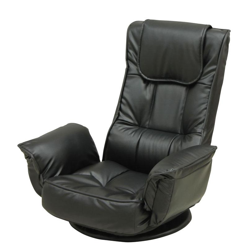 送料無料 回転座椅子 CD-203
