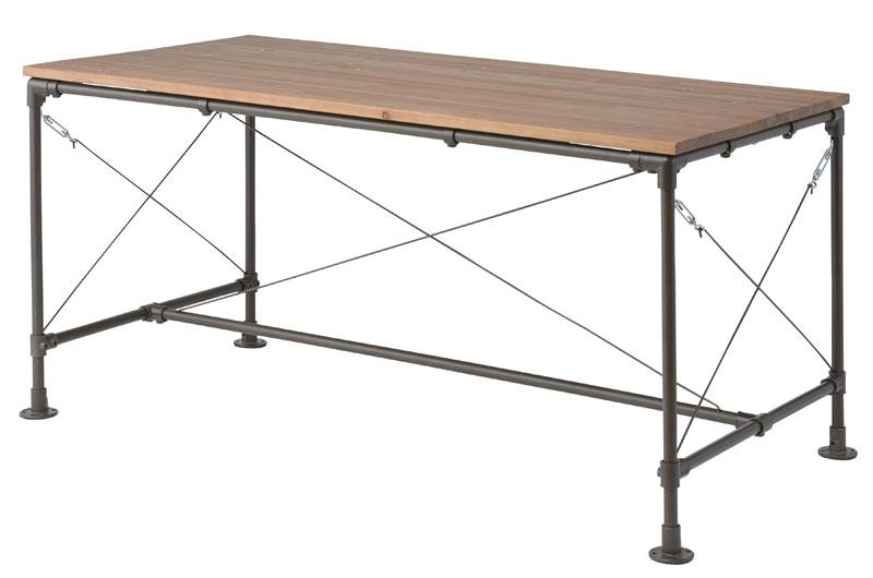 150ダイニングテーブル 「WPS-341」