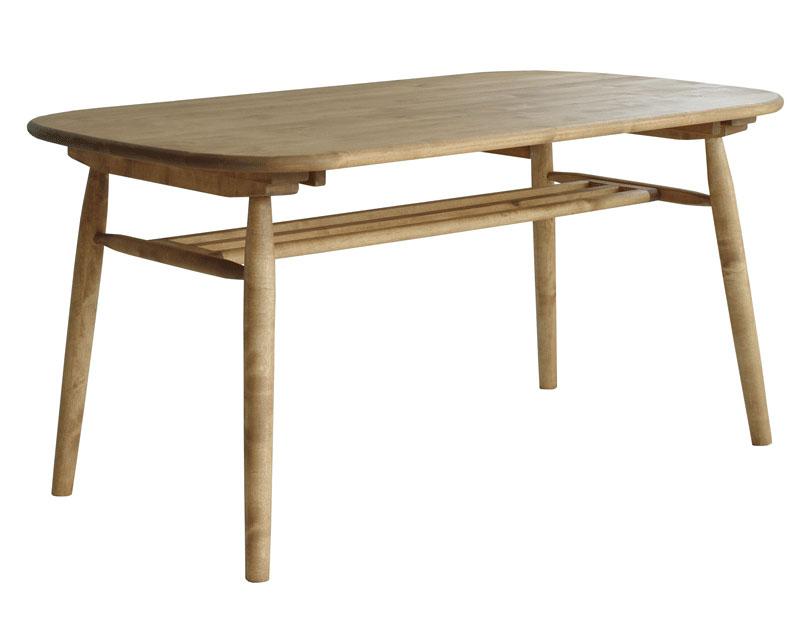 アンジーシリーズ 140ダイニングテーブル 「Logie/ロジー」