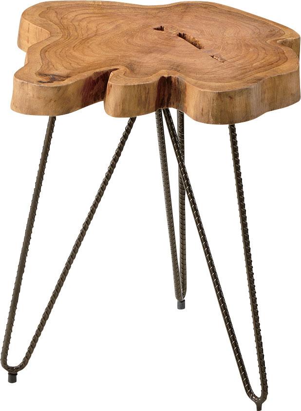 サイドテーブル 「ムク」