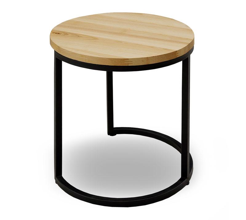 サイドテーブル 「Savon/サボン」 ラウンド2