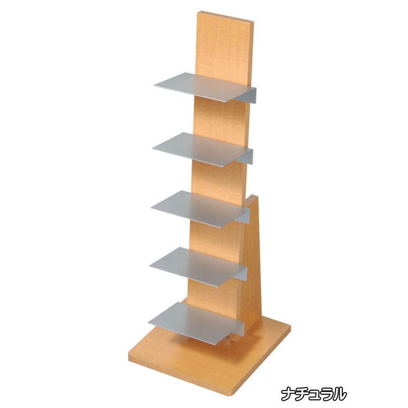 送料無料 ブックタワー ロータイプ