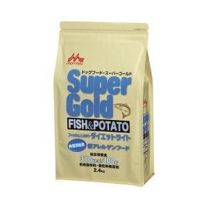 森乳サンワールドスーパーゴールド F&Pダイエットライト 2.4kg×2