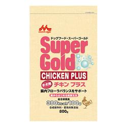 森乳サンワールドスーパーゴールド チキンプラス子犬用800g×4