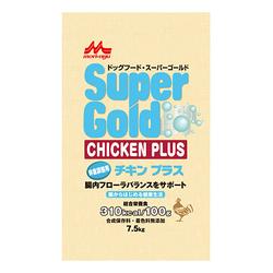 森乳サンワールドスーパーゴールド チキンプラス体重調整用7.5kg
