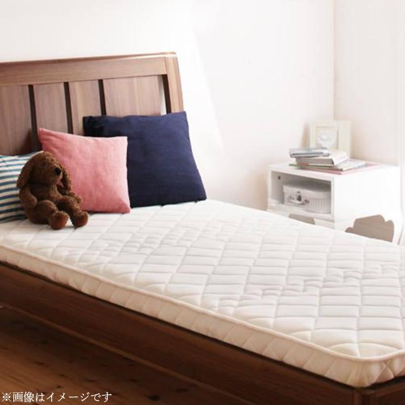 子どもの睡眠環境を考えた 安眠マットレス 薄型・軽量・高通気 【EVA】 エヴァ ジュニア ポケットコイル レギュラー セミシングル