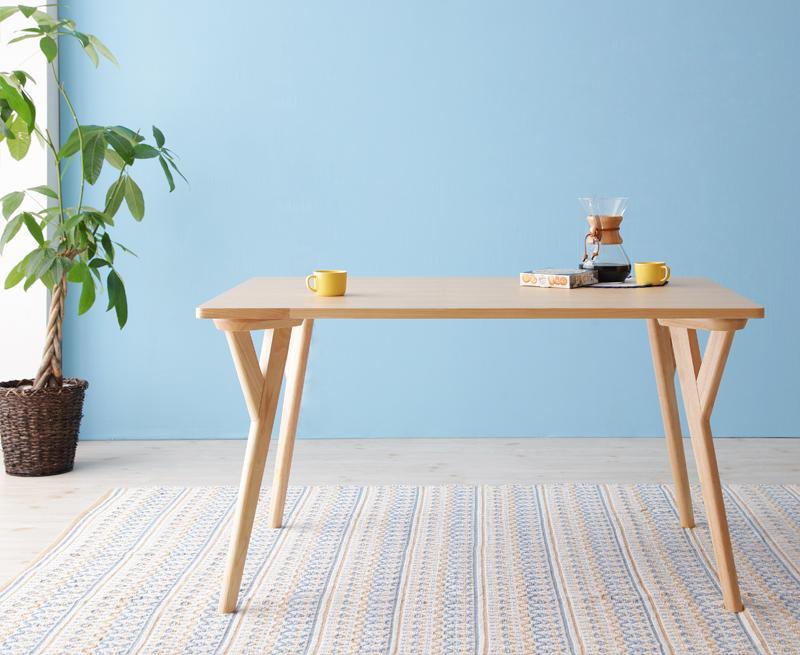 【キャッシュレス5%還元】北欧デザインリビングダイニングセット Manee マニー ダイニングテーブル W120