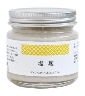無添加 業界No.1 無殺菌で NEW 酵素が生きたままの塩麹をお届けします 塩麹 新潟県産コシヒカリ米使用 瓶入り 150g