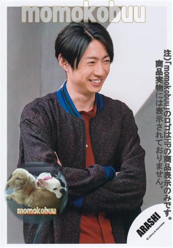 クリックポスト ARASHI 嵐 新発売 公式 日本全国 送料無料 写真 相葉雅紀 AA00111 生