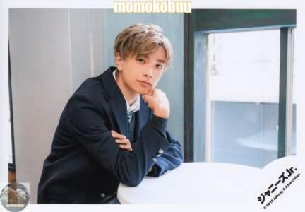 クリックポスト発送 なにわ男子 公式 人気ブランド 生 J00309 高橋恭平 商品 写真