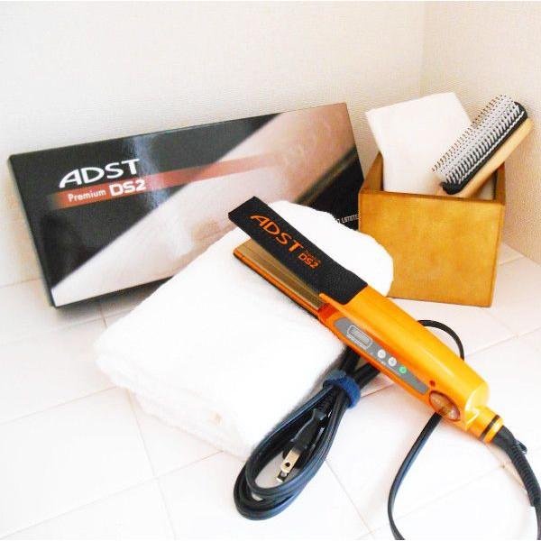 ADSTアドストプレミアムDS2 25mm【FDS25、ヘアアイロン、ADSTPremiumDS2、DS-2、アドストDSアイロン】