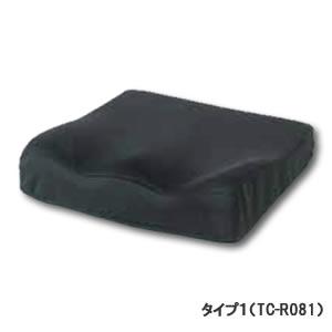 [車いす用クッション] タカノクッションR タイプ1 TC-R081 【タカノ】  【送料無料(北海道、沖縄を除く)】