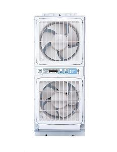 大感謝価格『ウィンドウ ツインファン 窓用換気扇 FMT-200S』『メーカー直送品。代引不可・同梱不可・返品キャンセル・割引不可』夏 暑さ対策 季節家電 生活家電 グッズ ウィンドウ ツインファン 窓用換気扇 FMT-200S送料無料10P03Dec16