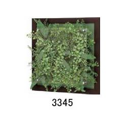 大感謝価格『木目フレームウォールグリーン 3345or3346』『メーカー直送品。代引不可・同梱不可・返品キャンセル・割引不可』観葉植物 壁掛け ディスプレイ 飾る インテリア 雑貨 グッズ 木目フレームウォールグリーン 3345or3346送料無料10P03Dec16