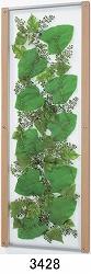 大感謝価格『薄型インテリアグリーン 3428or3429』『メーカー直送品。代引不可・同梱不可・返品キャンセル・割引不可』観葉植物 壁掛け ディスプレイ 額装 飾る 雑貨 グッズ 薄型インテリアグリーン 3428or3429送料無料10P03Dec16