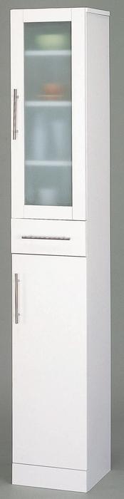 【メーカー直送・大感謝価格】118セレクションカタログ2017 カトレア食器棚30-180 23462 W30×D38×H180cm 組立