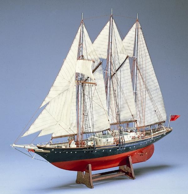 大感謝価格『木製帆船模型1/75 『サー・ウィンストン・チャーチル』(w)』【組み立てキットにつき完成品ではありません】(完成品ではありません)送料無料『メーカー直送品。代引不可・同梱不可・返品キャンセル・割引不可』