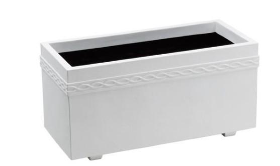 大感謝価格『ホワイトプランターWPL-100型』送料無料『メーカー直送品。代引不可・同梱不可・返品キャンセル・割引不可』 ポイントインテリア 植木鉢 ガーデニング10P03Dec16