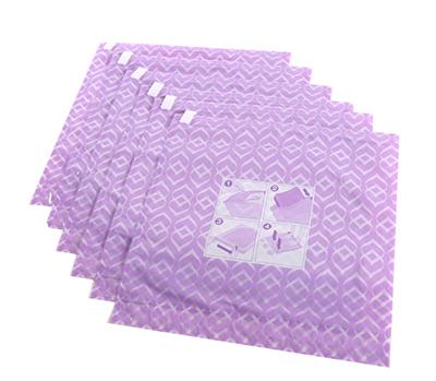 『大人のおむつ専用圧縮袋6枚組×4個セット』送料無料(割引不可)入れてくるくる巻いて空気を抜くだけでコンパクトに収納大人のおむつ専用圧縮袋6枚組×4個セット