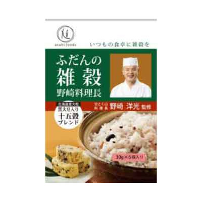 【大感謝価格】【36個セット】ふだんの雑穀 野崎料理長180g×36