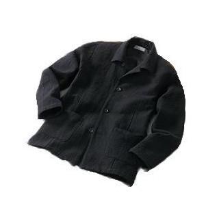 【メーカー直送・大感謝価格 】mij/エムアイジェイ 遠州織ジャケット NT-0004