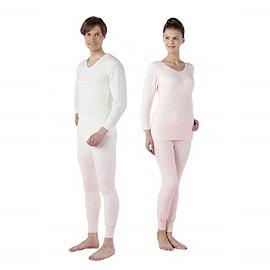 『健康肌着 ひだまり 極(きわみ) 上下セット S・M・L・LL 紳士用・婦人用』【7~14営業日で出荷】日本製 防寒肌着 機能性インナー 衣料 健康 欠品終了の場合は連絡します。