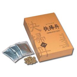 『安門堂 快掃丹30包』送料無料「センナ茎」を初めとする天然成分 お腹スッキリ 健康食品 通販では定番品
