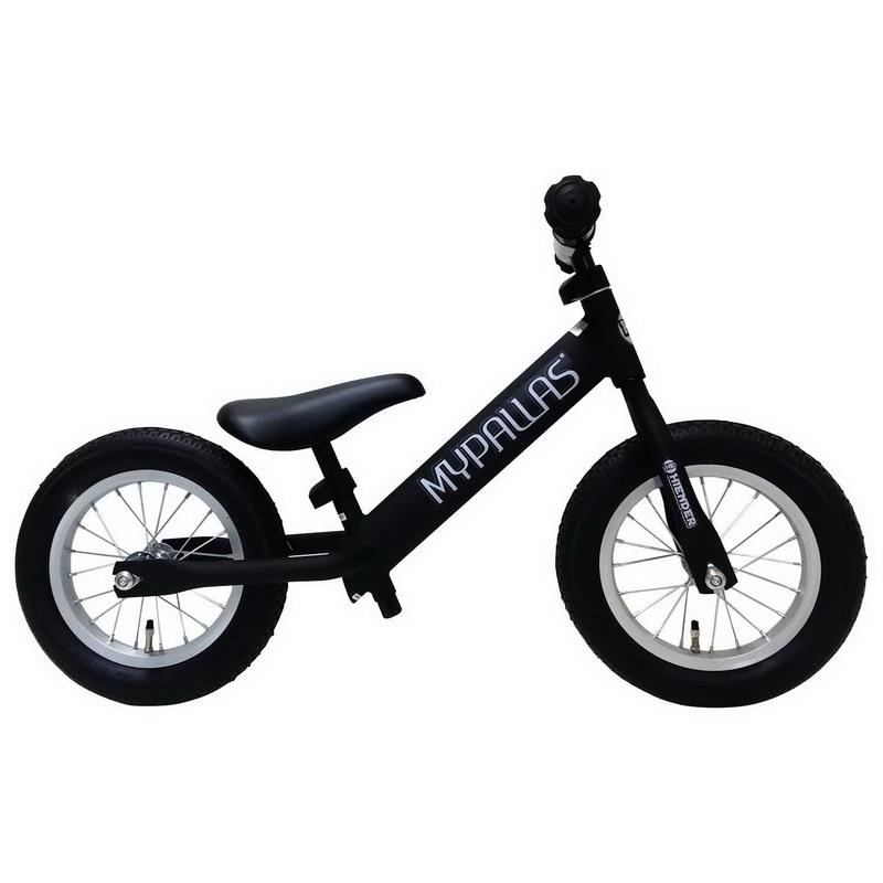 【大感謝価格 】マイパラス 子供用ランニングバイク ハイエンダー ブラック MC-HE-BK