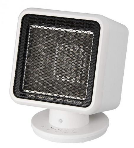 【大感謝価格 】人感センサー付 リフレクトヒーター コアビーム ホワイト RH-T1838WH