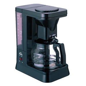 大感謝価格『カリタ コーヒーメーカー ET-103 ブラック』キッチン家電 コーヒーメーカー 業務用 コーヒーマシン『カリタ コーヒーメーカー ET-103 ブラック』