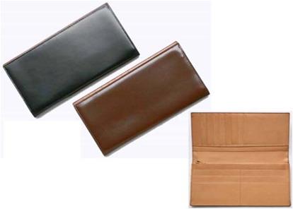 【大感謝価格 】コードバン 長財布