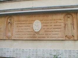 フランス パリ奇跡の教会幸福のメダイペンダントqzMGpULSV