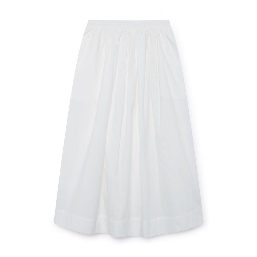 【40%OFFセール(商品入替の為)】little creative factory / リトルクリエイティブファクトリー 2019SS Momiji Long Skirt ギャザーロングスカート 4y 6y 8y 【子供 キッズ】【女の子】