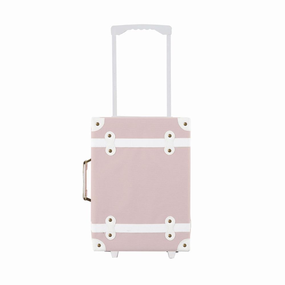 Olli Ella(オリエラ)See-Ya Suitcase ROSE キッズキャリーバッグ ローズ【キッズ 子供 ままごと】【インテリア 収納】【スーツケース】
