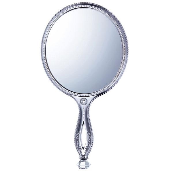 吉爾 · 斯圖爾特吉爾 · 斯圖爾特 ☆ 鏡手鏡妝彌補化妝品施華洛世奇水晶施華洛世奇鑽石美容標誌品牌慶祝禮物禮品
