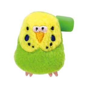 人気のコトリコレクション 与え ギフト プレゼントにオススメ メーカー直販 舗 ネコポス可 セキセイインコ ぬいぐるみバッジ コトリコレクション グッズ グリーン 雑貨 ぬいぐるみ せきせいいんこ 鳥