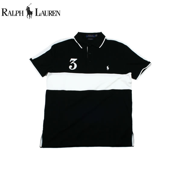 POLO RALPH LAUREN メンズポロシャツ Mens Polo Black
