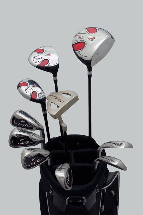 【掘出市アウトレット】【訳あり】KABUKI MODELを実感しよう!メンズ13点ゴルフクラブセットフレックス-R【H_20470-16886】【初心者 初級者 ビギナー】【ゴルフ】