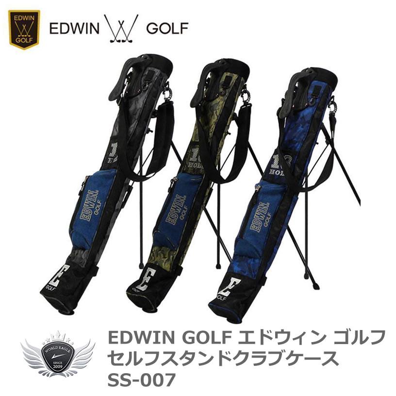 EDWIN GOLF エドウィンゴルフ セルフスタンドクラブケース SS-007