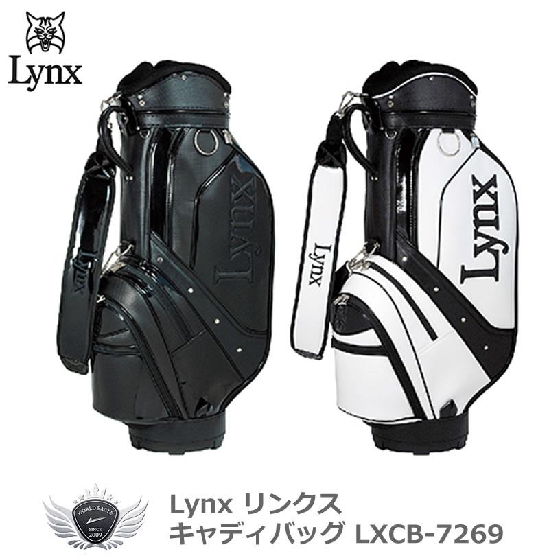 Lynx リンクス 9.5型キャディバッグ LXCB-7269