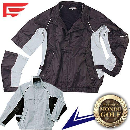 FOUNDERS CLUB ファウンダースクラブ メンズ高機能レインスーツ ブルゾン FC-6510A 梅雨 室内