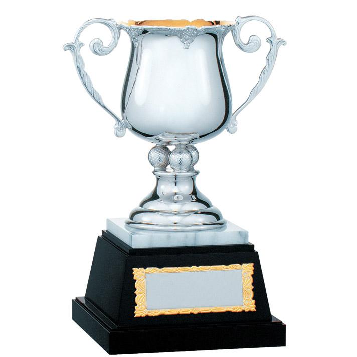 パインシルバー ゴルフカップ PS.1131-A 松下徽章 【文字刻印代無料】【送料無料】