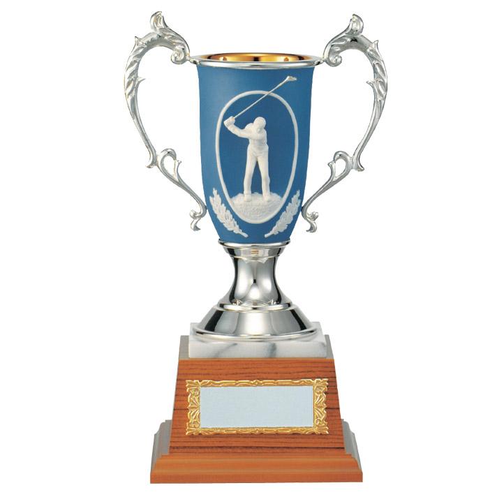 ポタリーカップ ゴルフ PC.1612-C 松下徽章 【文字刻印代無料】【送料無料】