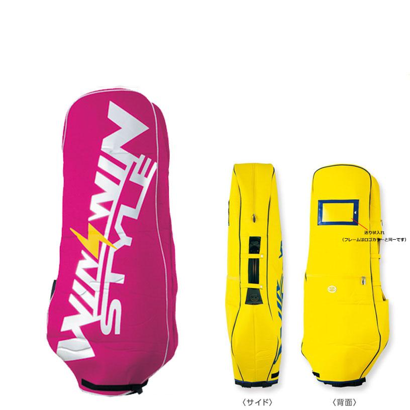 WINWIN STYLE トラベルカバー WINWIN ローズ TC-017