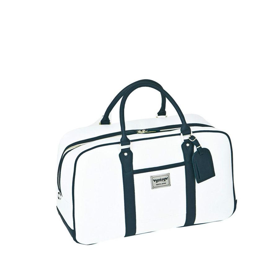 WINWIN STYLE スポーツバッグ WINWIN ホワイト SB-008【ssglbg】