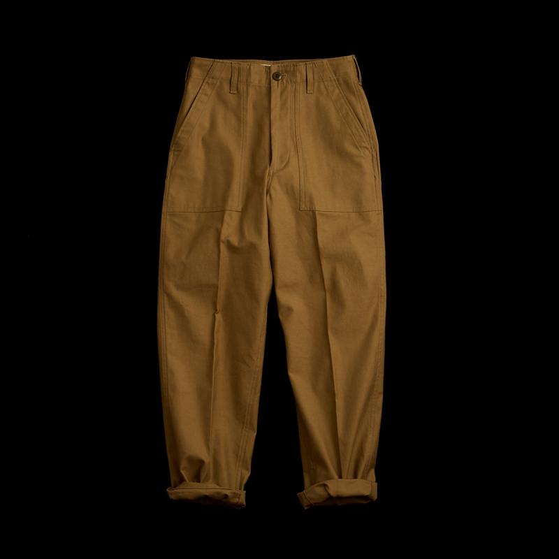 SHINZONE/シンゾーンBAKER PANTS (15AMSPA18) 【カラー】ベージュ41【サイズ】32.34.36.38