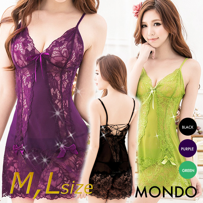 657ae59c0 Large size M L size babydoll ladies sexy lingerie underwear tops Green  Green Black Black Purple Purple ...