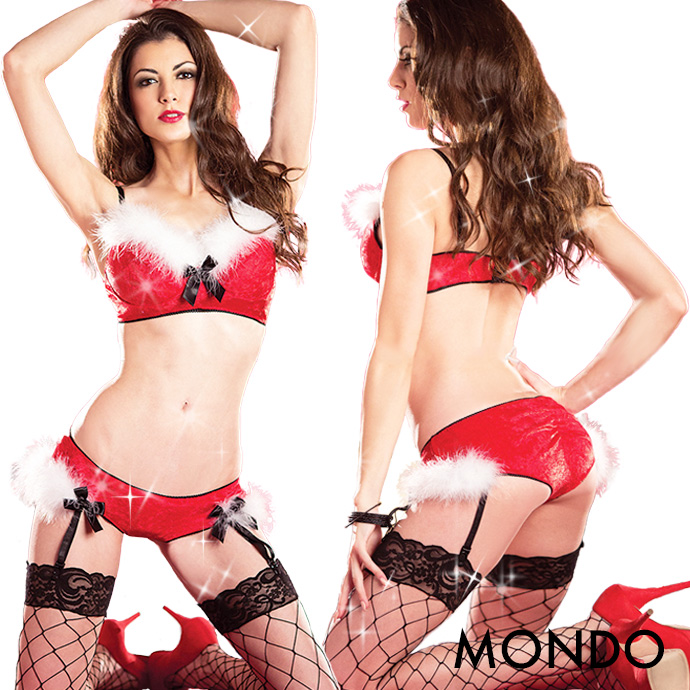 Christmas Lingerie.It Is Toy Inner For Lingerie Red See Through Garter Belt Red Red Adult Lingerie Sexy Valley Sexy Bra Shorts Christmas Lingerie Costume Play Sexy
