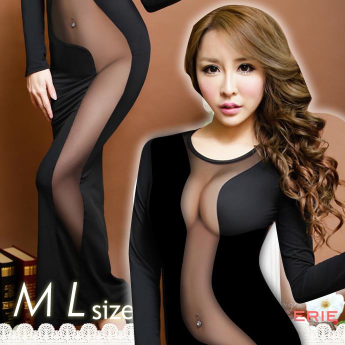 mondo shop | rakuten global market: sheer lingerie dress knights