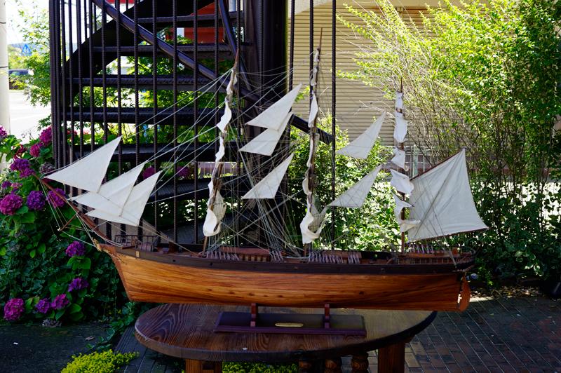 【ポイント最大44倍】帆船模型 カティーサーク号(大)